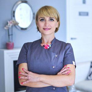 Anna Dąbrowska – kosmetolog
